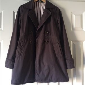 Banana Republic jacket or trench coat